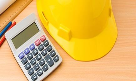 calculadora para orçamentos de custos com material e mão de obra